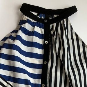 Anthropologie Dresses - Anthropologie striped casual dress